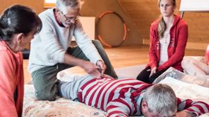 video o živé masáži